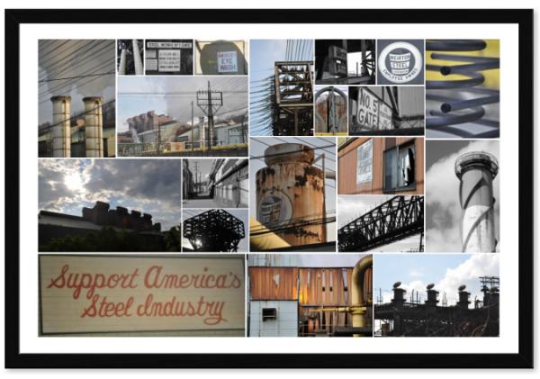 Weirton Steel Collage 1.24.2013