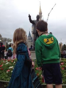 First Look at Magic Kingdom