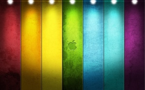 apple-logo-colors-lines-3d